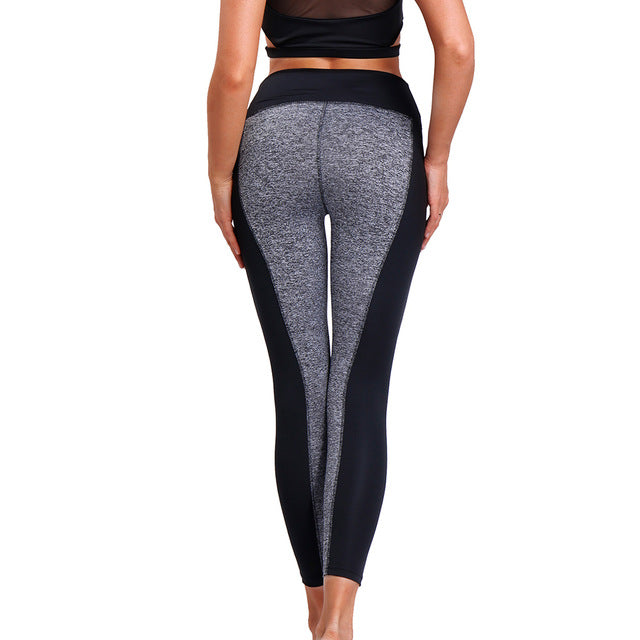 76fbe3d74c38e Women's Yoga Pants Quick Dry Fitness Sports Trousers High Quality Running  Tights Elastic Leggings Compression Yoga