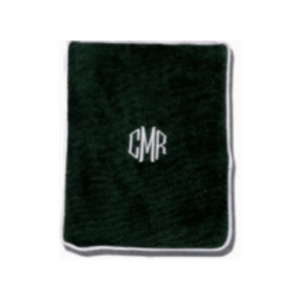 Monogrammed Personalized Heating Pad Cover  Edit alt text
