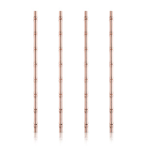 Copper Bamboo Straws (VISKI)
