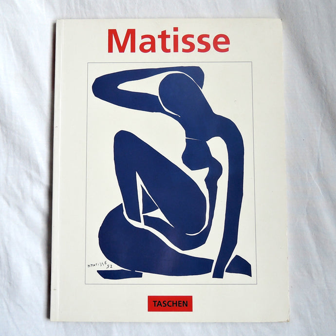 Matisse Art Book