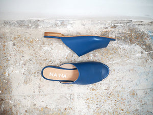 Alnitak  Royal Blue Leather