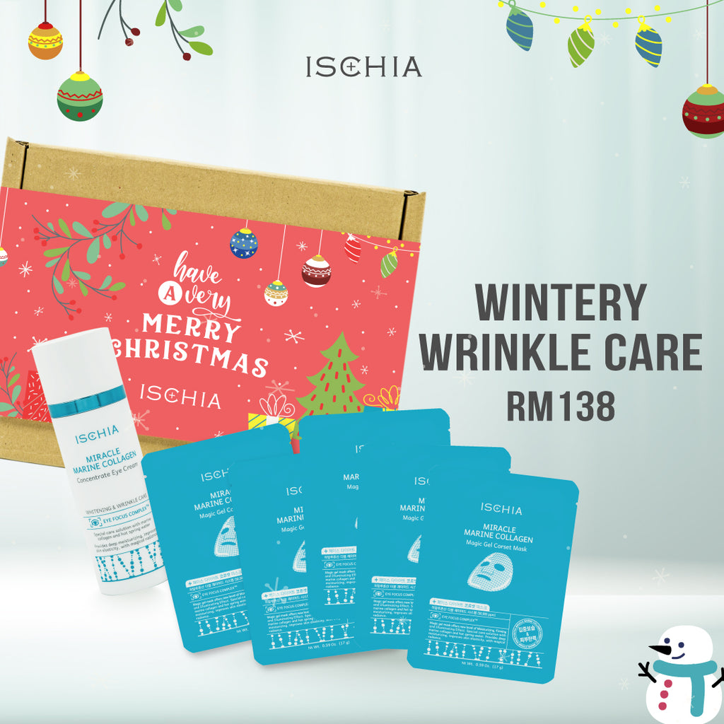 ISCHIA Wintery Wrinkle Care