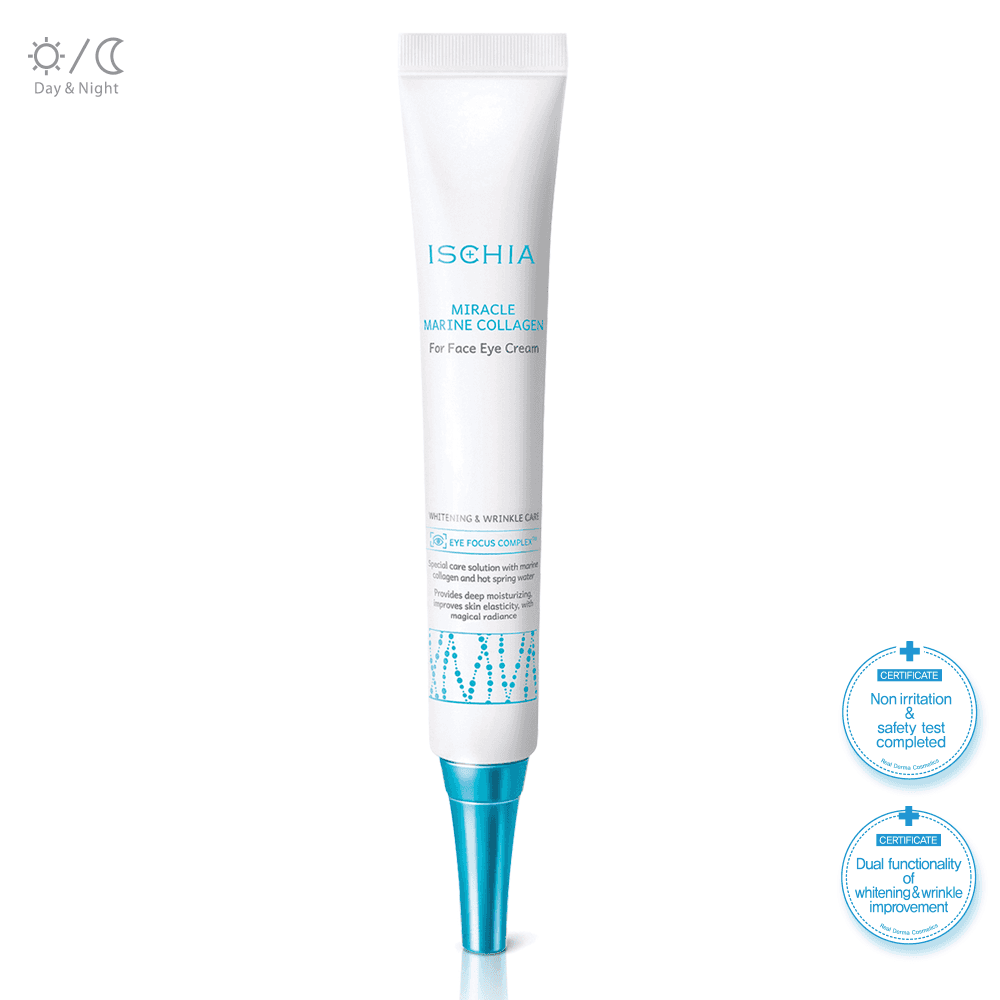 ISCHIA korean skin care product - face eye cream
