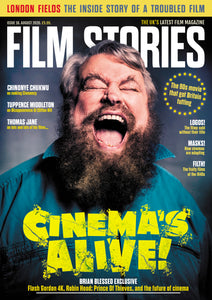 Film Stories issue 18 (August 2020) - print edition