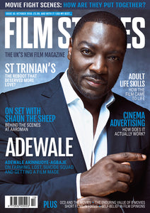 Film Stories issue 10 (October 2019) - print edition