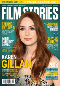 Film Stories issue 12 (January 2020) + get FREE digital copy of SOLD OUT Issue 11
