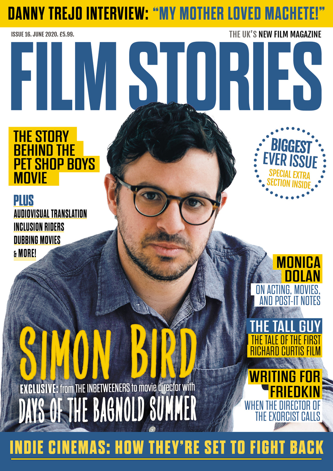 Film Stories issue 16 print edition (June 2020) - preorder