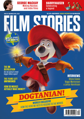 Film Stories issue 20 print edition (November 2020)