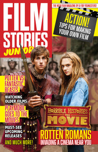 Film Stories Junior print edition: issue 1 (Summer 2019)