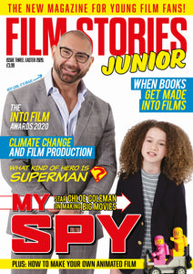 Film Stories Junior Print Edition: issue 3 (Easter 2020)