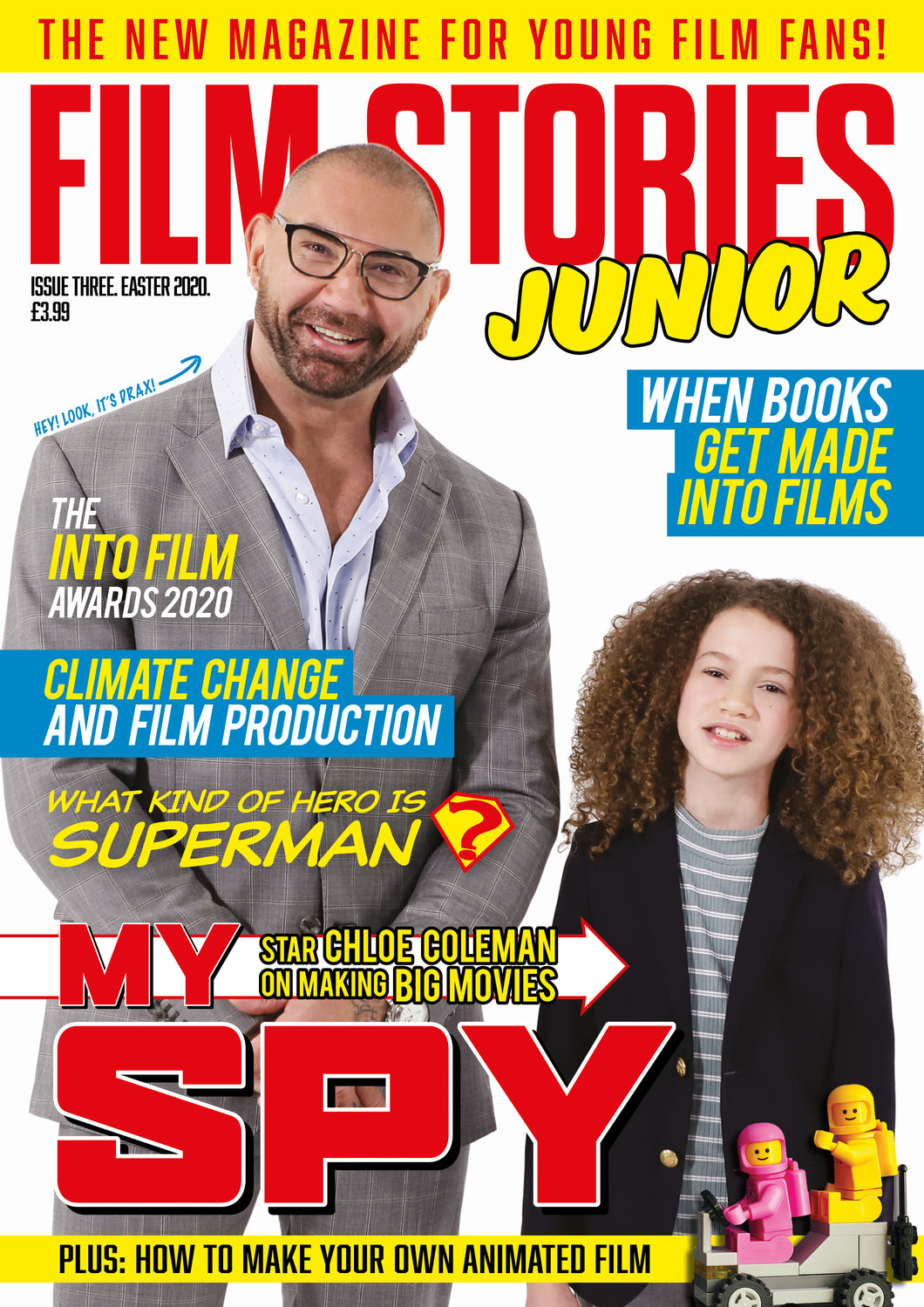 Film Stories Junior: issue 3 Digital Edition (Easter 2020)
