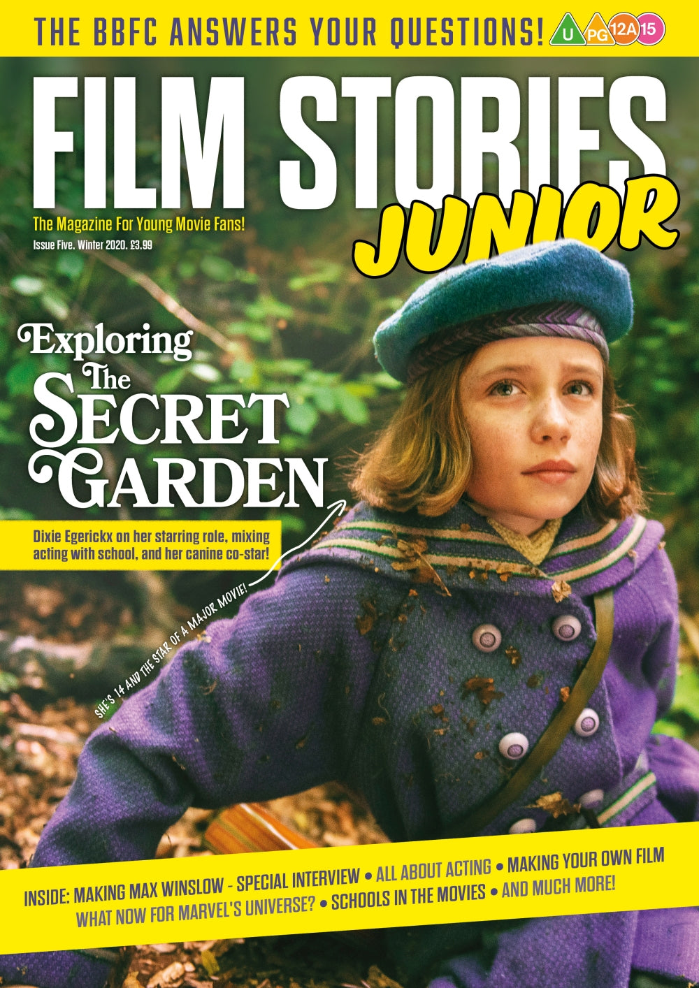 Film Stories Junior issue 5 (winter 2020)
