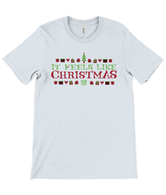 Load image into Gallery viewer, Film Stories 'It Feels Like Christmas' T-Shirt