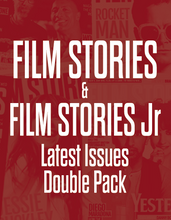 Load image into Gallery viewer, Double pack: the latest issue of Film Stories and Film Stories Junior