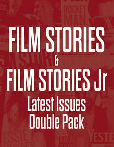 Double pack: the latest issue of Film Stories and Film Stories Junior