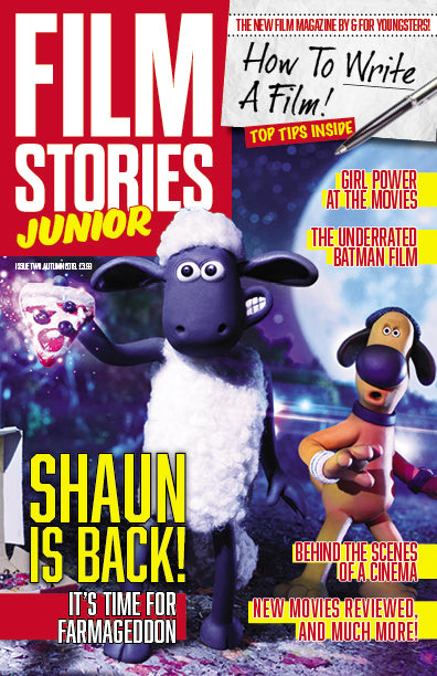 Film Stories Junior print edition: issue 2 (Autumn/Winter 2019)