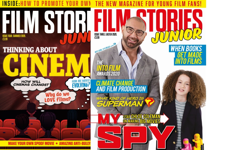 Film Stories Junior pack: to gift to a school or film club