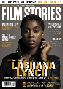 Film Stories issue 15 (April 2020) - print edition