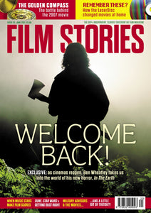 Film Stories issue 25 print edition (June 2021) - preorder