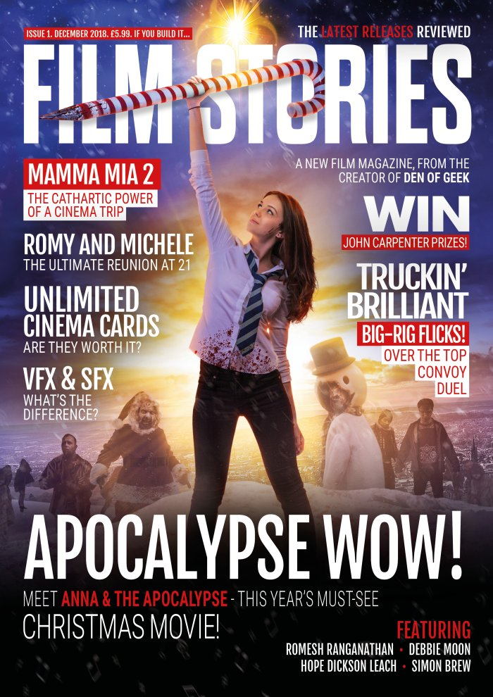 Film Stories: issue 1 (December 2018) - print edition