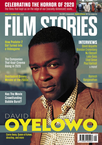 Film Stories issue 21 print edition (December 2020)