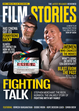 Film Stories: issue 3 (March 2019) - print edition