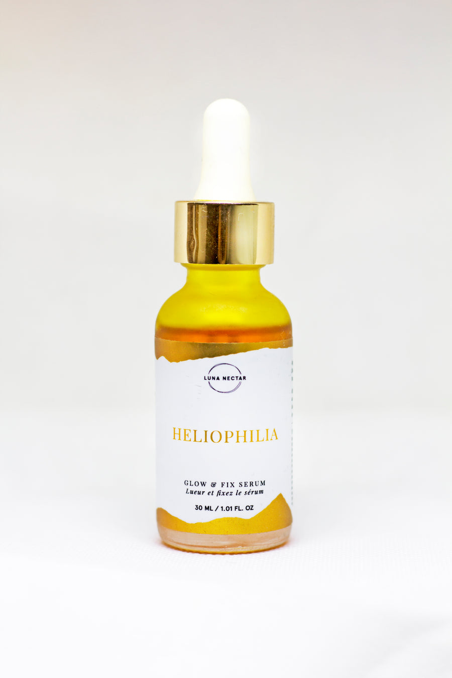 Heliophilia Glow & Fix Serum<br><font size=1><i>universal hydrating face & hair serum</font></i>