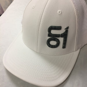 All White w/ Midnight ON1 Logo