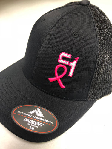 All Black w/ Breast Cancer ON1 Logo