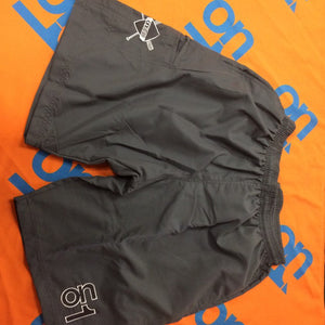 2018 Gray Microfiber 4 Way Stretch Shorts