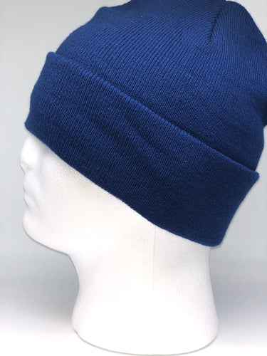 621K Blue Winter Beanie