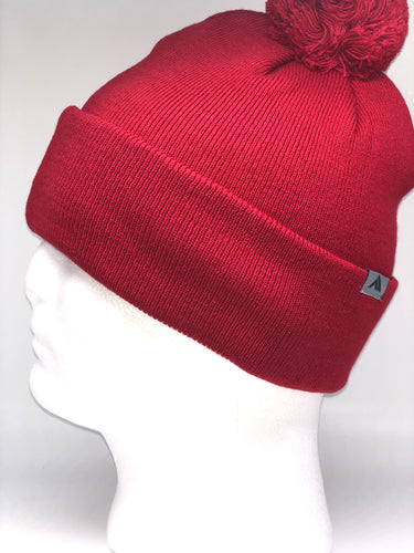 641K Red Winter Beanie