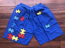 Autism Full Dye Shorts