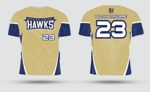 Decatur Gold Jersey