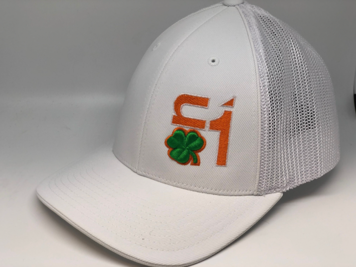 ON1 Hat- ST. PATRICK'S DAY EDITION WHITE