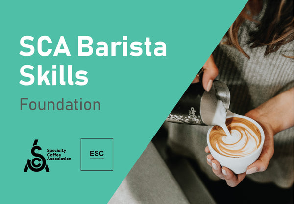 SCA Barista Skills Foundation