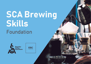 SCA Brewing Skills Foundation