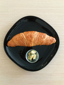 Croissant with Garlic Butter