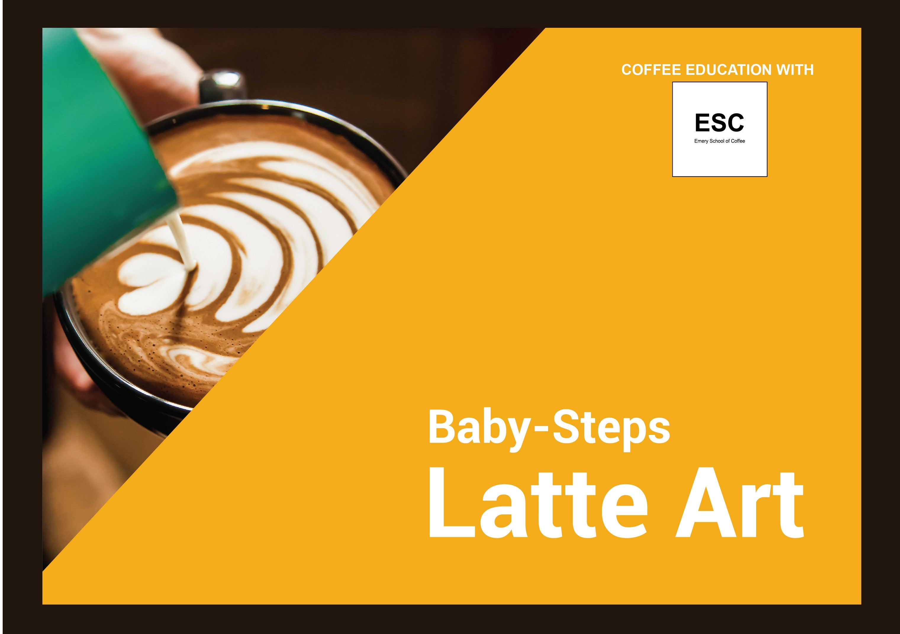 Baby Steps Latte Art