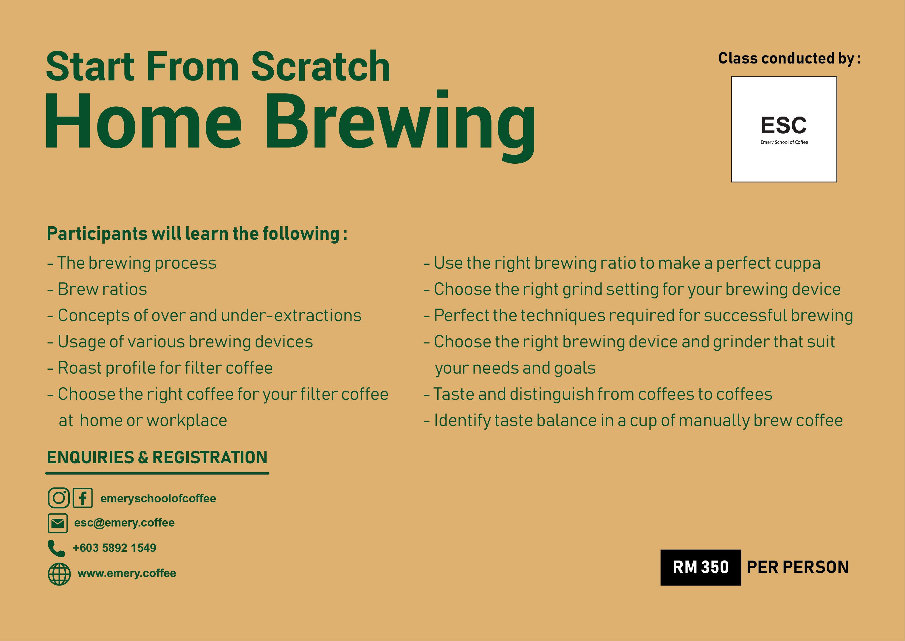 Home Brewing Basics