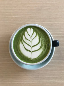 Matcha Latte (Hot)