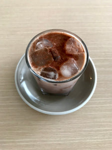 Dark Sipping Chocolate (Iced)