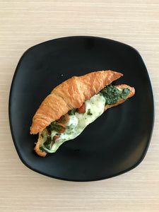 Pesto Mozzarella Sandwich