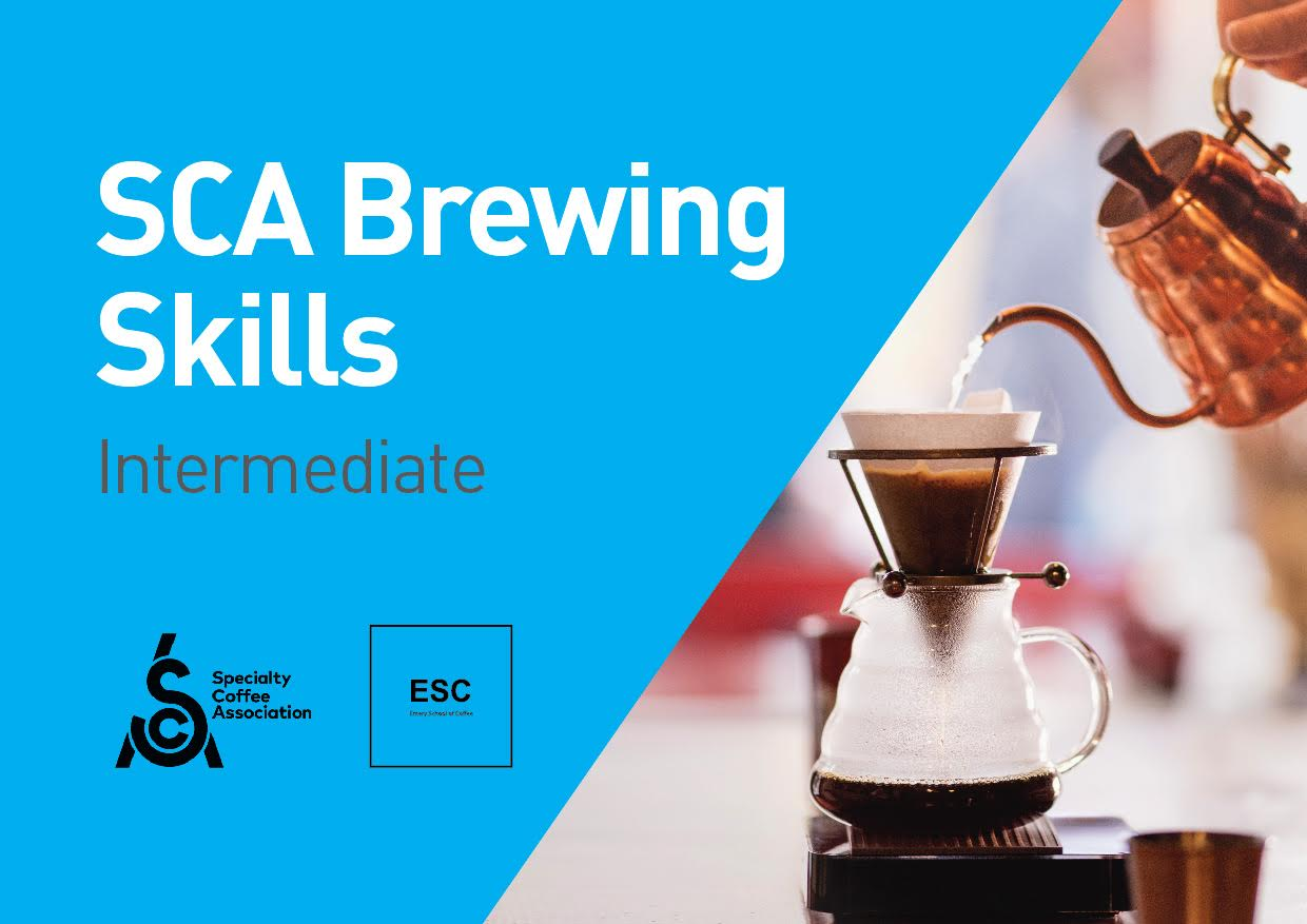 SCA Brewing Skills Intermediate