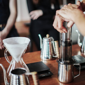 One-Day Intensive Coffee Workshop