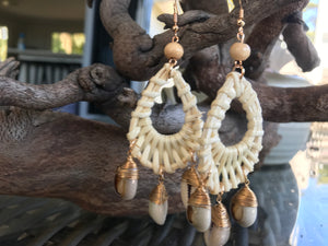 Handwoven Earrings-3