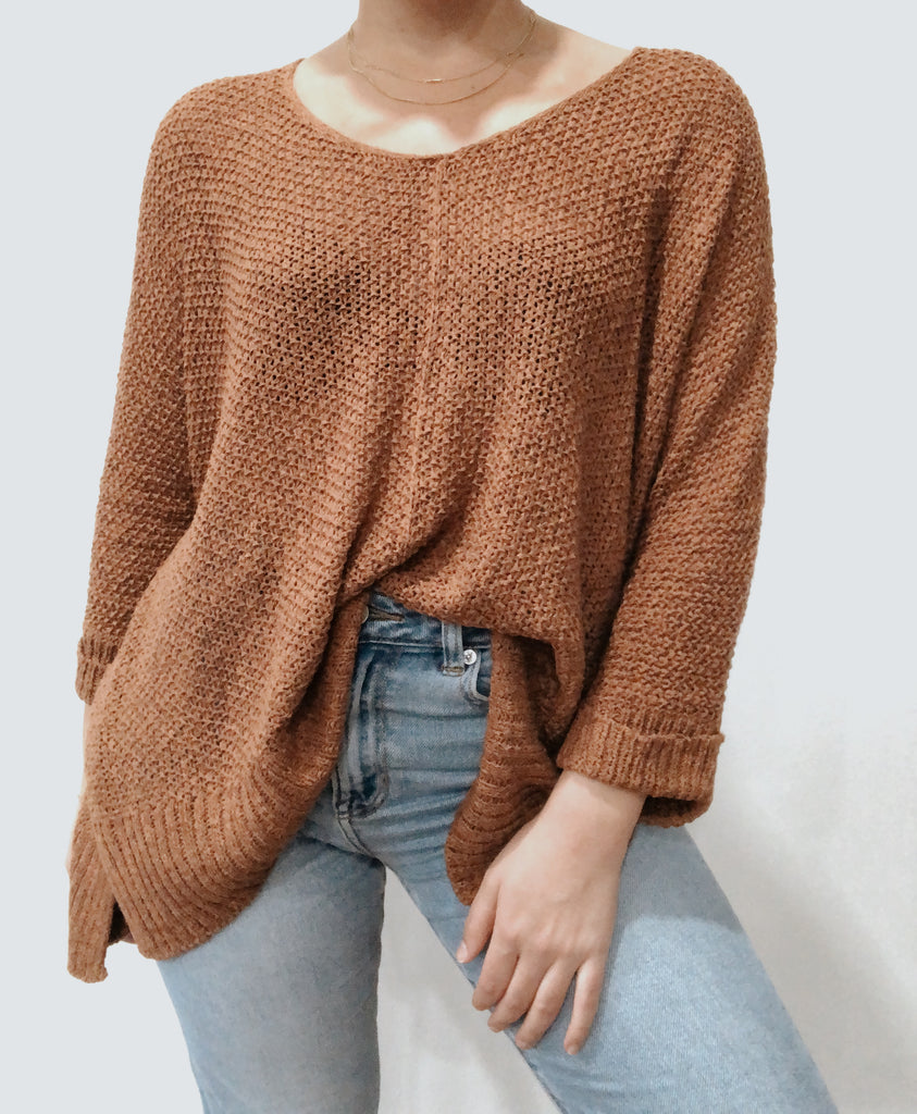 Feel the Breeze Sweater