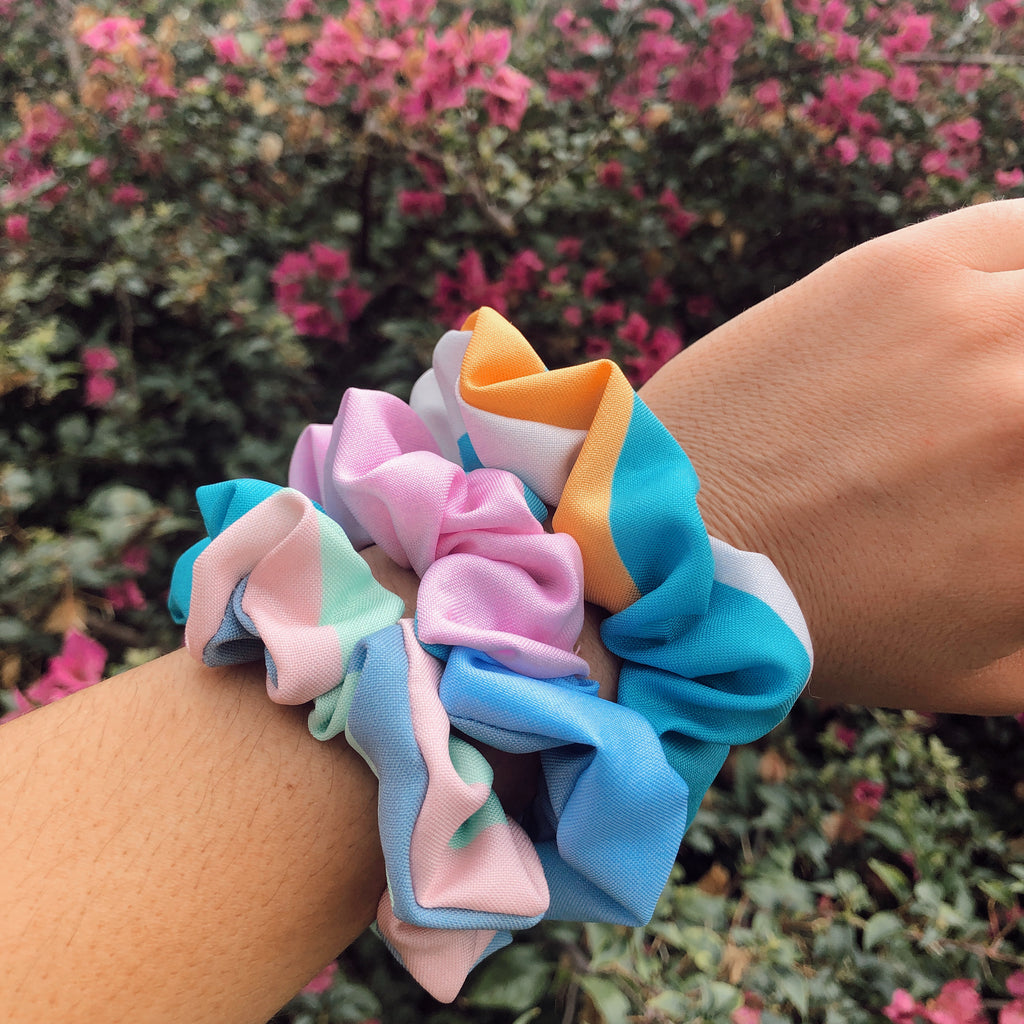3- Pack Scrunchies