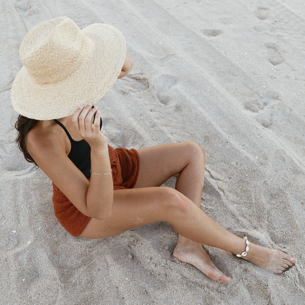 Beach Club Straw Hat