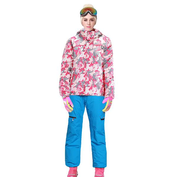 Parent-Child Ski Suit Set -- Women